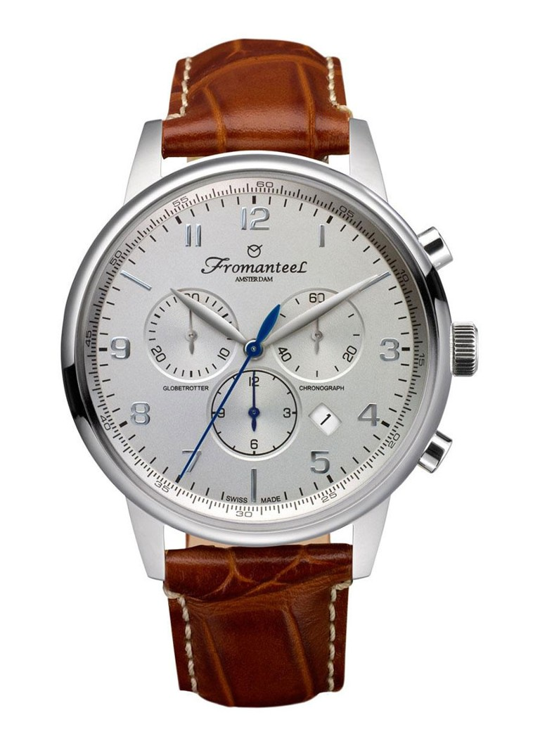 Fromanteel Horloge Globetrotter Chrono GT-0701-003