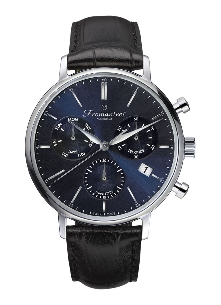 Fromanteel Horloge Generations Chrono Blue GS-1203-004