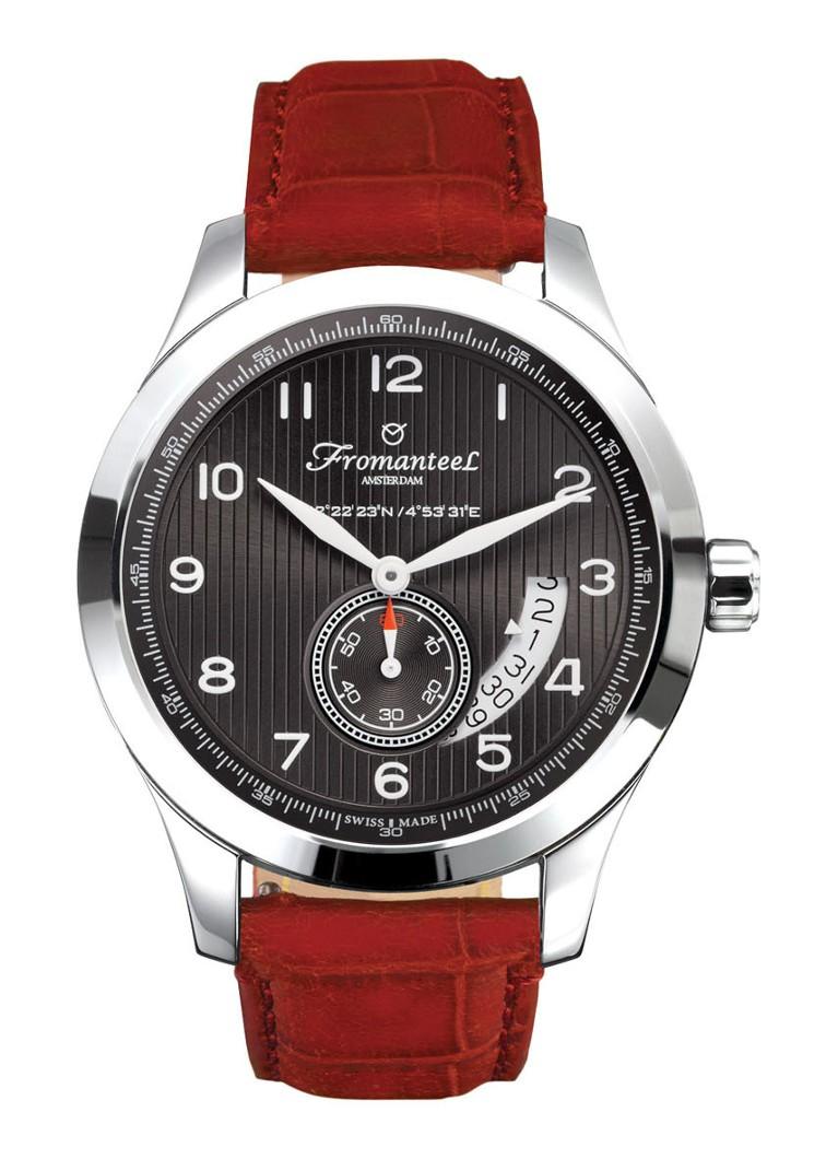 Fromanteel Horloge Amsterdam Nautique A-0252-021