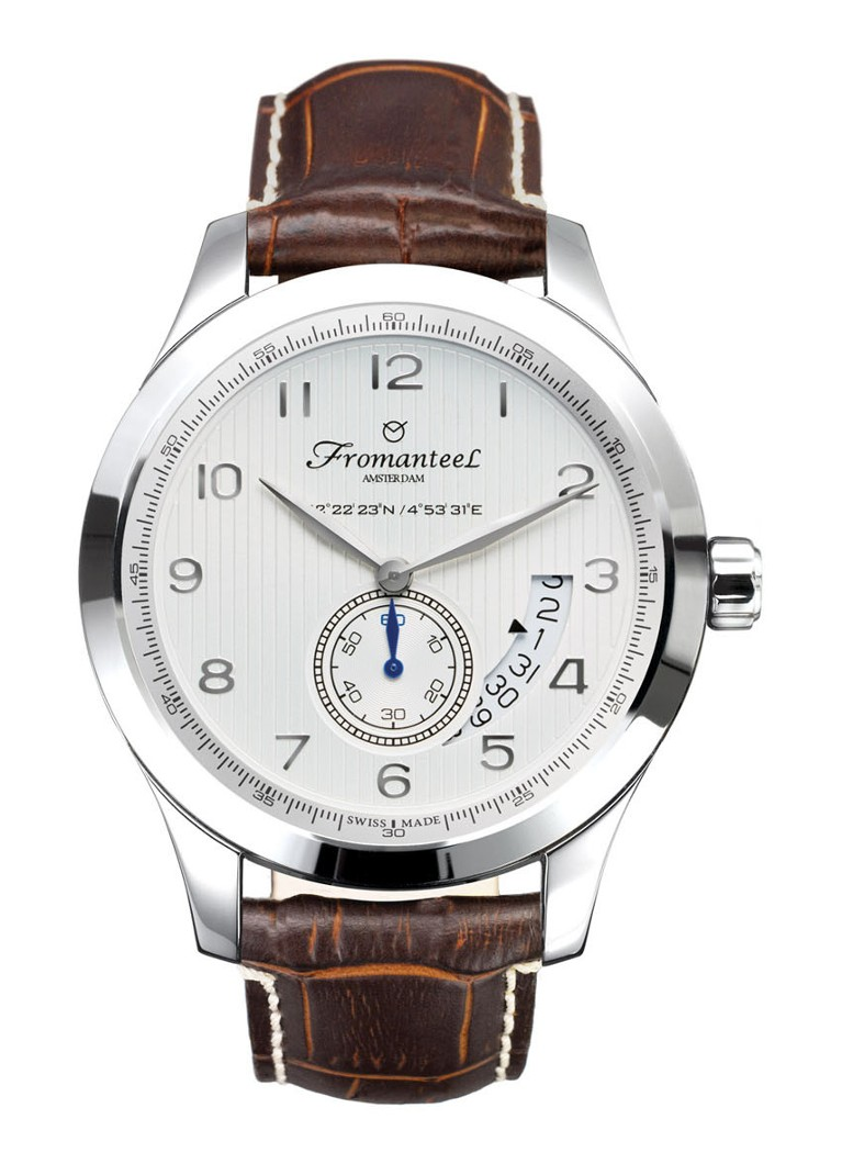 Fromanteel Horloge Amsterdam Nautique A-0251-002