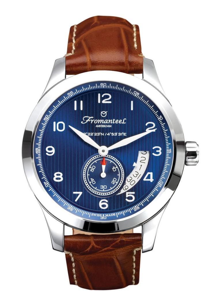 Fromanteel Horloge Amsterdam Nautique A-0253-003