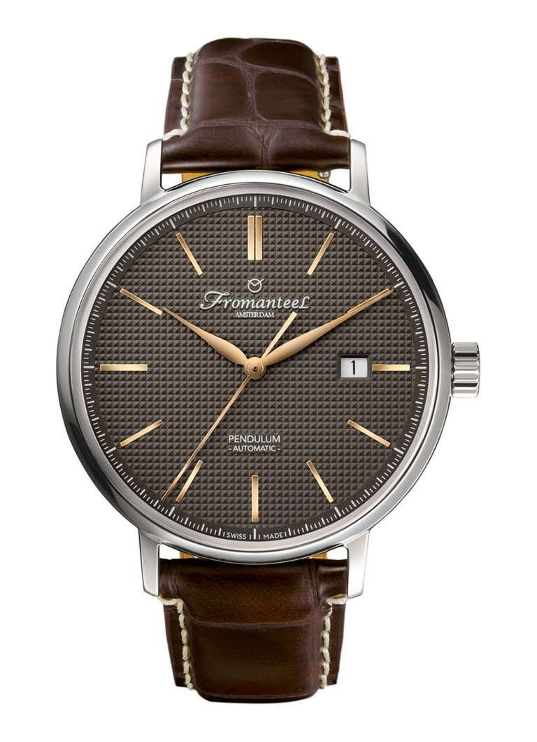 Fromanteel Horloge Generations Pendulum Special Dark Edition GP-1102-023
