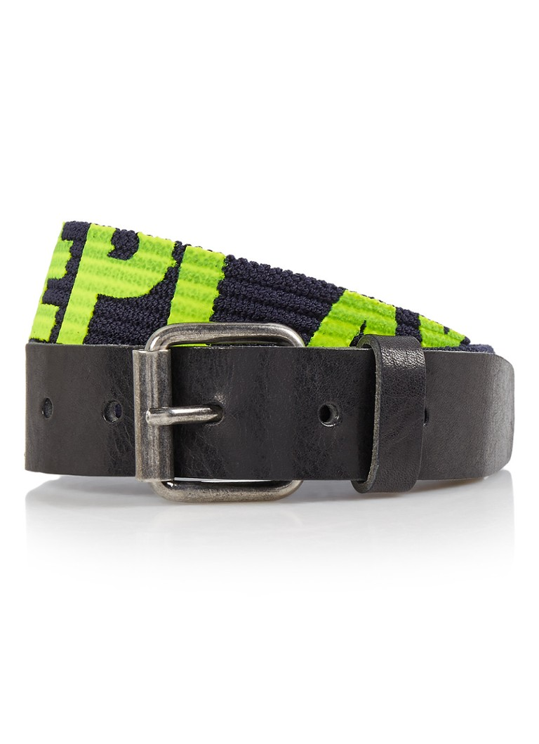 Replay and Sons Riem met logoprint