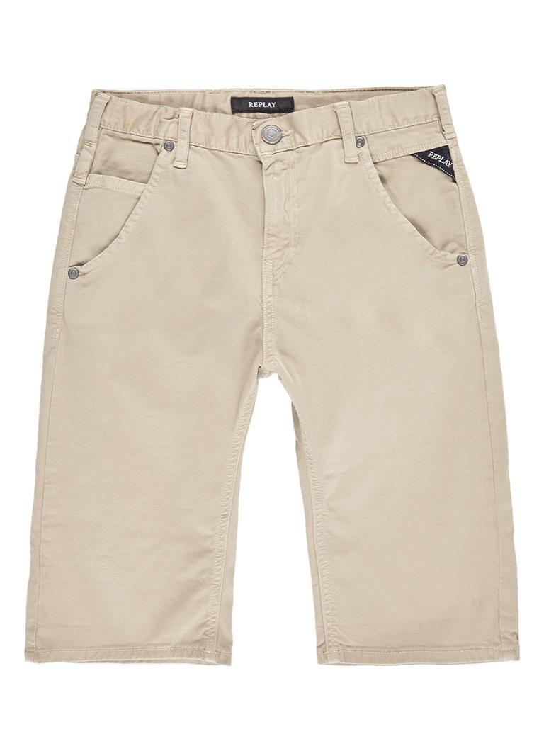 Replay and Sons Pantalon van katoen