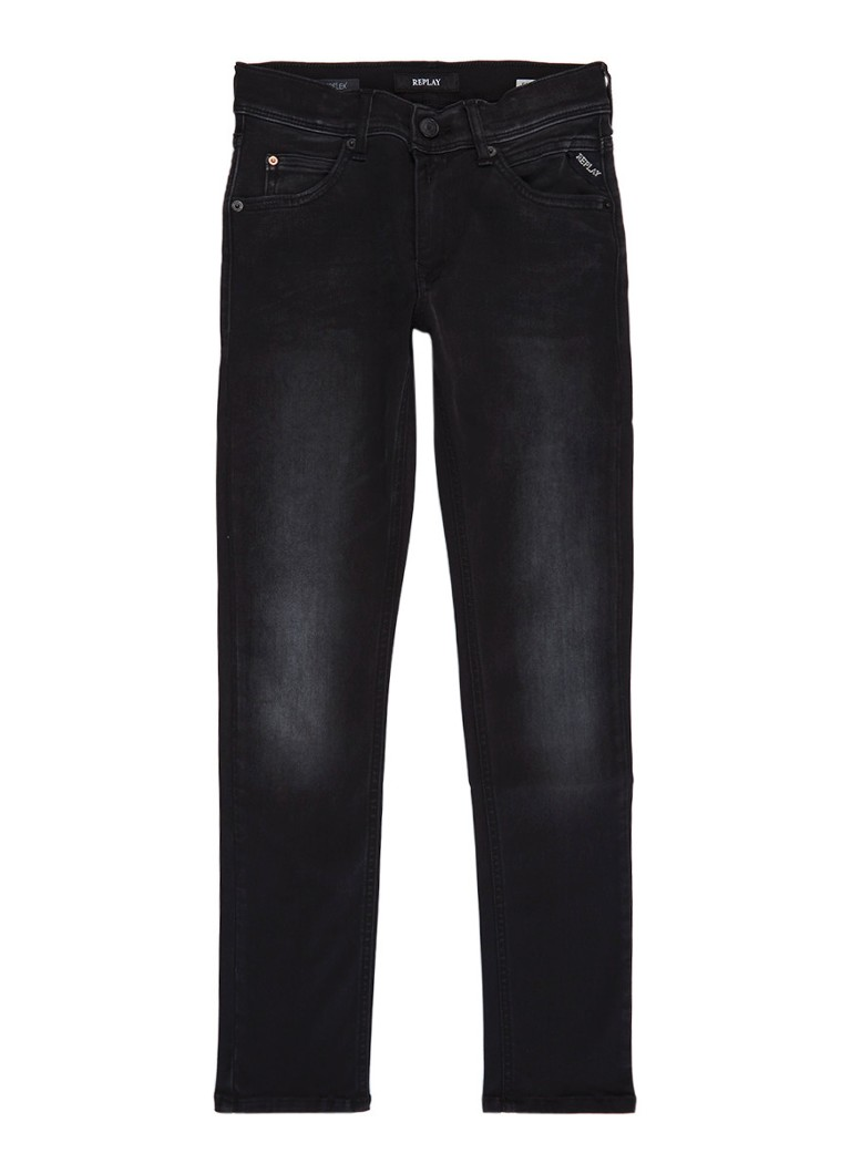 Replay and Sons Hyperflex super slim fit jeans