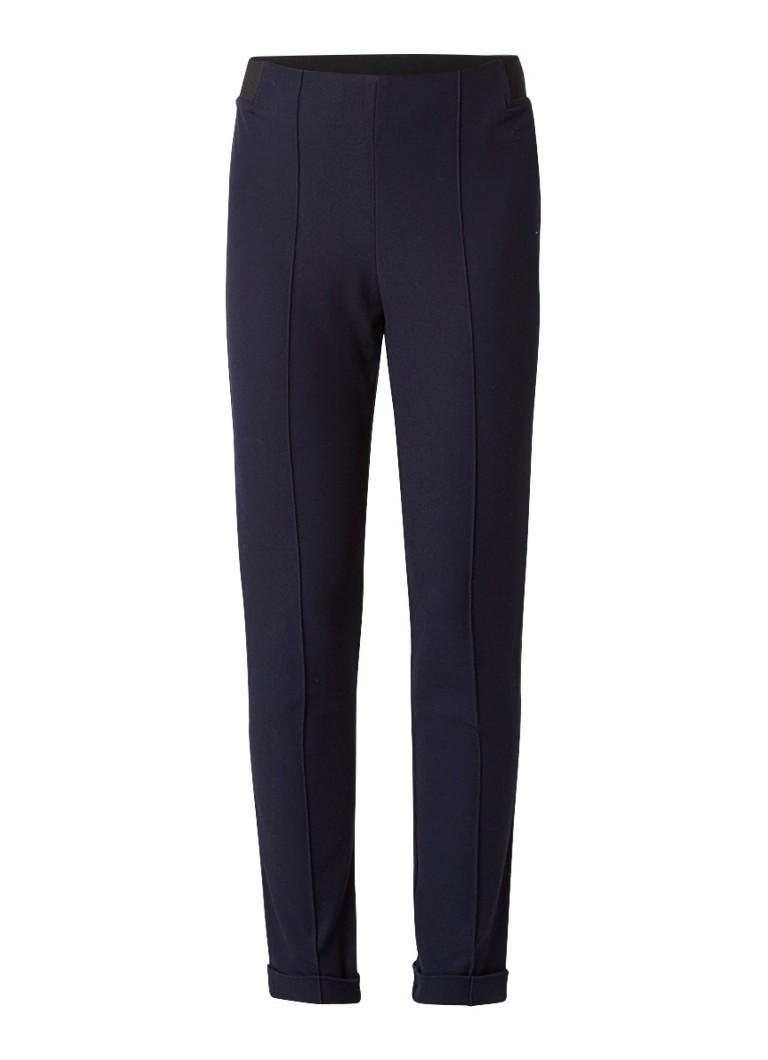 L K Bennett Jetta cropped pantalon met elastische tailleband