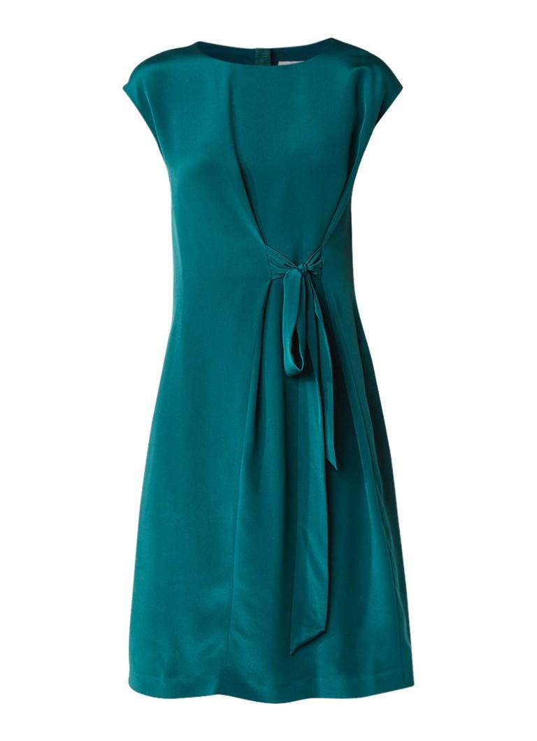 L K Bennett Solar mouwloze jurk