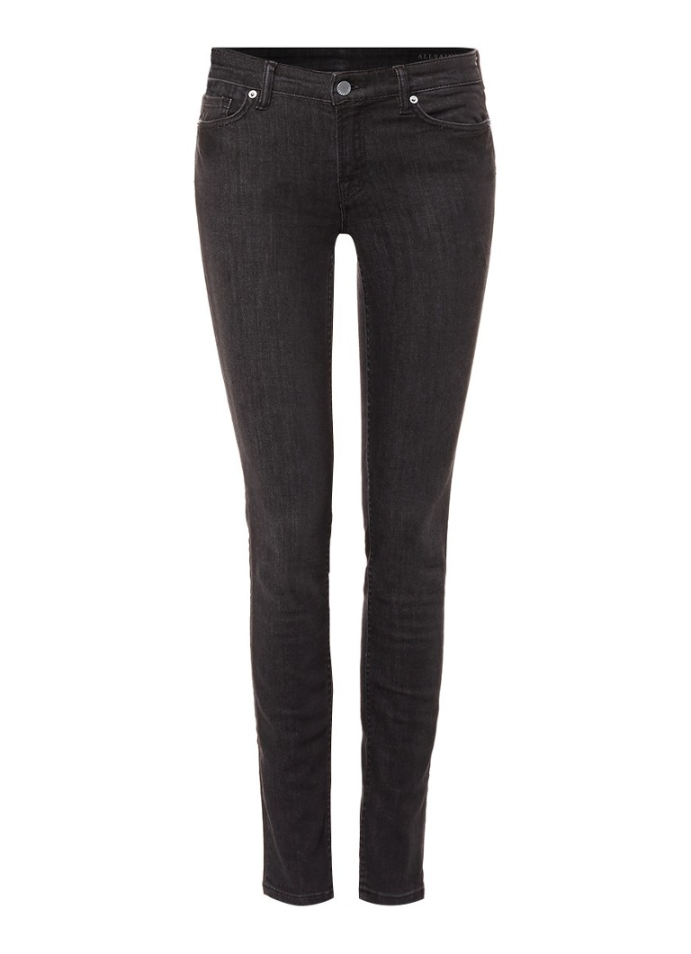 AllSaints Mast low rise skinny fit