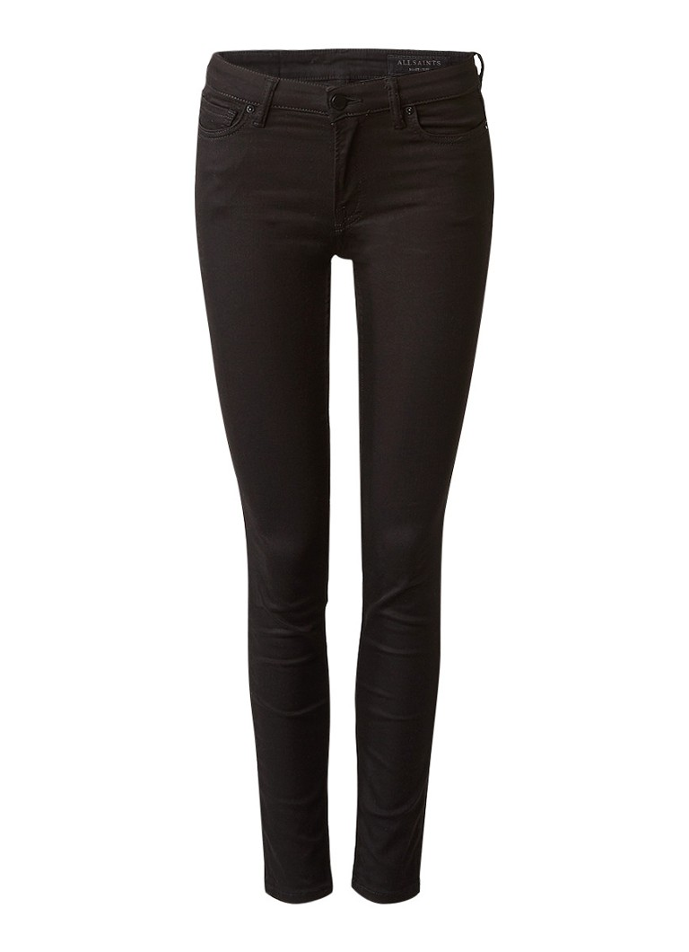ALLSAINTS Low rise skinny jeans