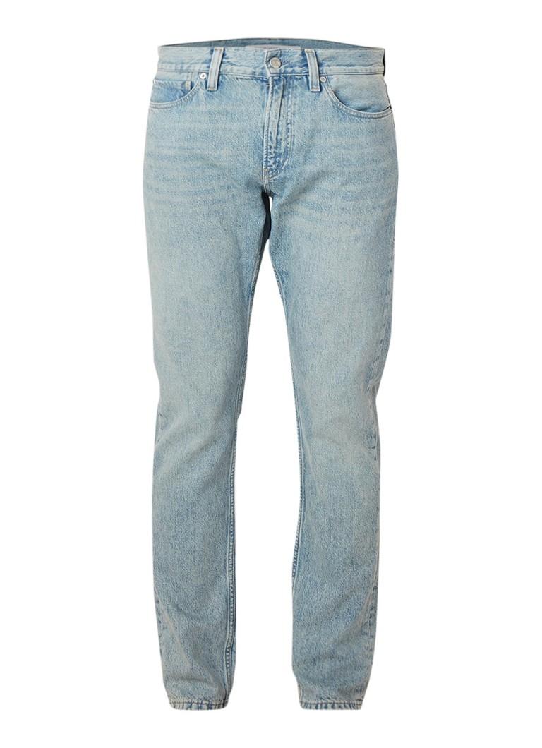 Calvin Klein CKJ 025 slim fit jeans met lichte wassing