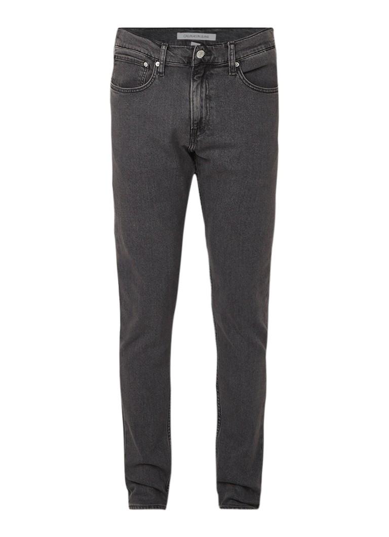 Calvin Klein High rise skinny jeans met medium wassing