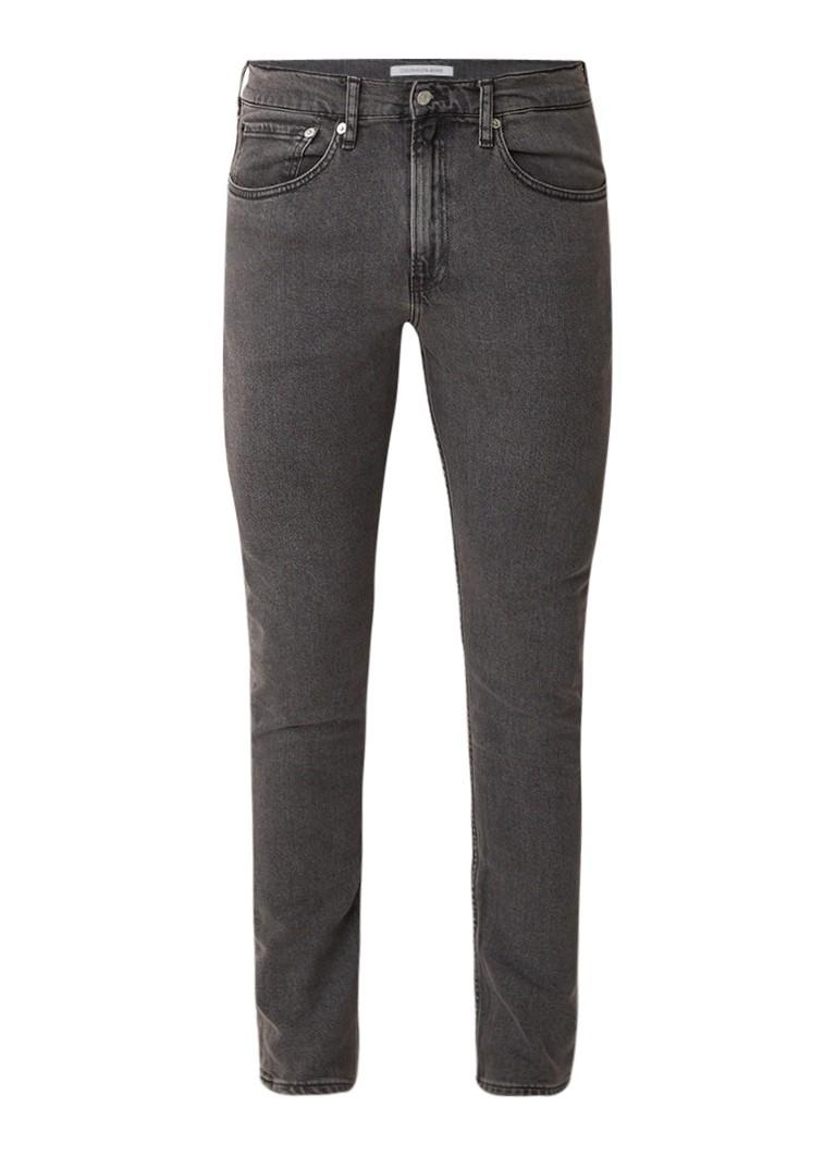 Calvin Klein Mid rise skinny fit jeans met medium wassing