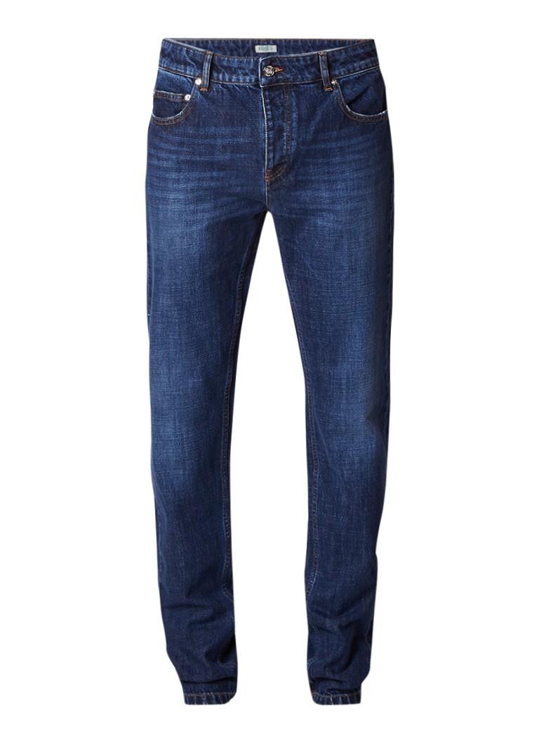 KENZO Slim fit jeans met donkere wassing