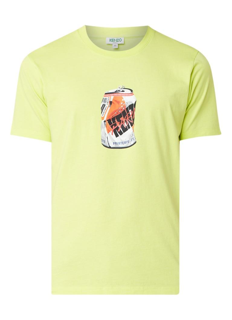 KENZO Hyperreal T-shirt met print