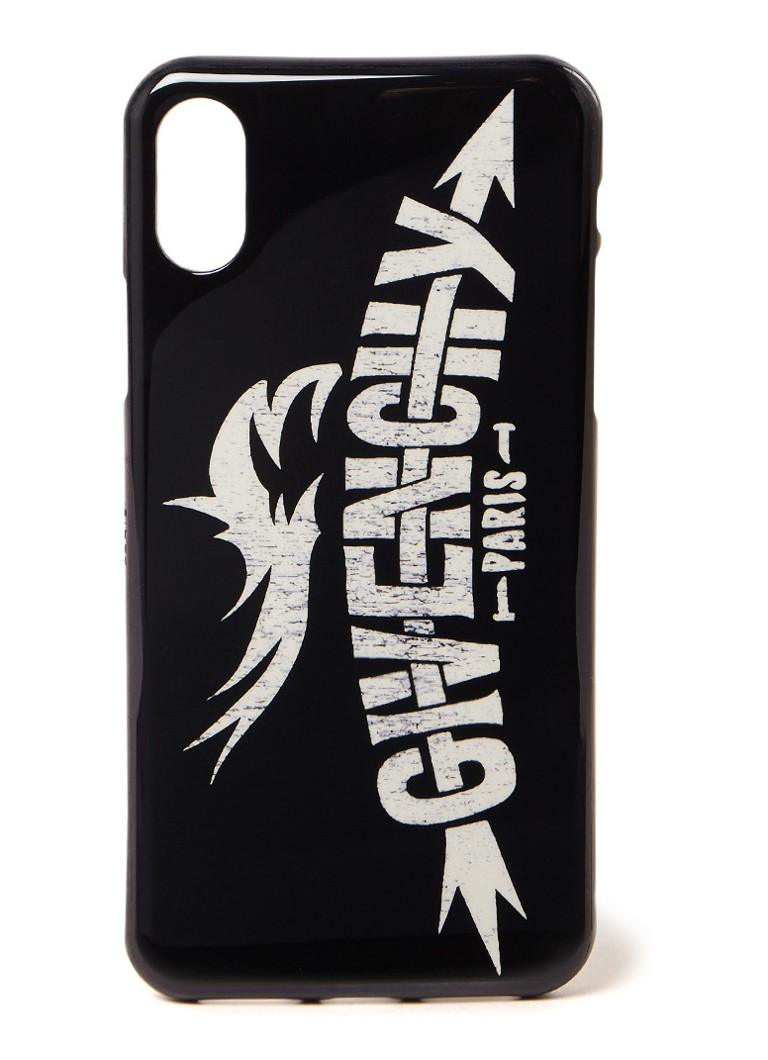 Image of Givenchy Tribal telefoonhoes voor iPhone X