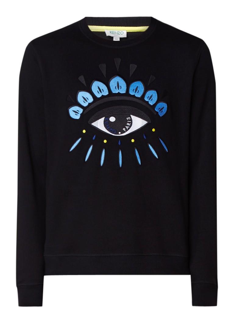 KENZO Eye sweater met borduring