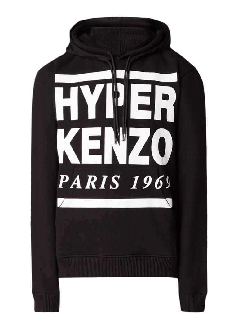 KENZO Hyper KENZO hoodie met opdruk