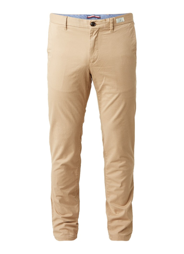 Tommy Hilfiger Bleecker high rise slim fit chino