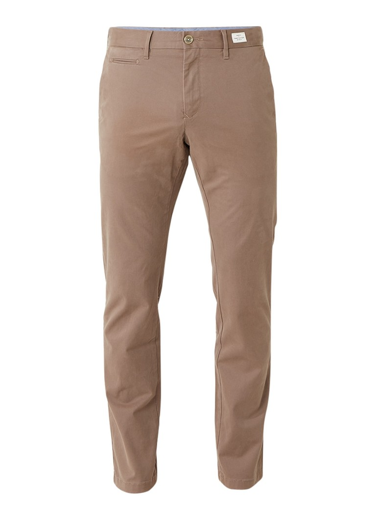 Tommy Hilfiger Denton slim fit chino van katoen