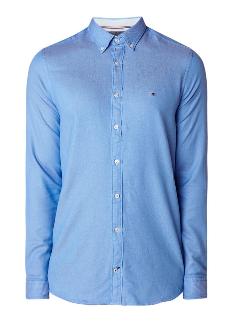 Tommy Hilfiger Slim fit button down-overhemd