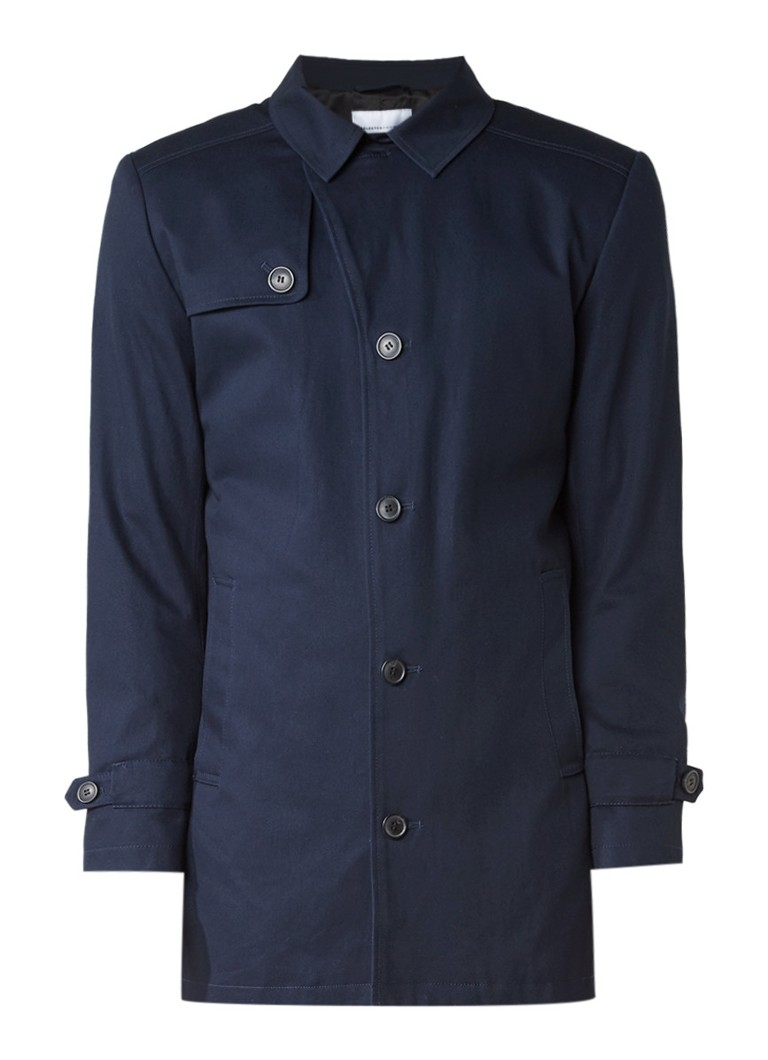 Selected Homme Phil trenchcoat van