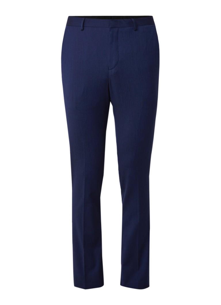 Selected Homme Mylobill slim fit pantalon met persplooi kopen
