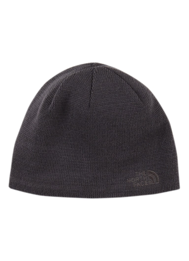 The North Face Jim Beanie muts in wolblend