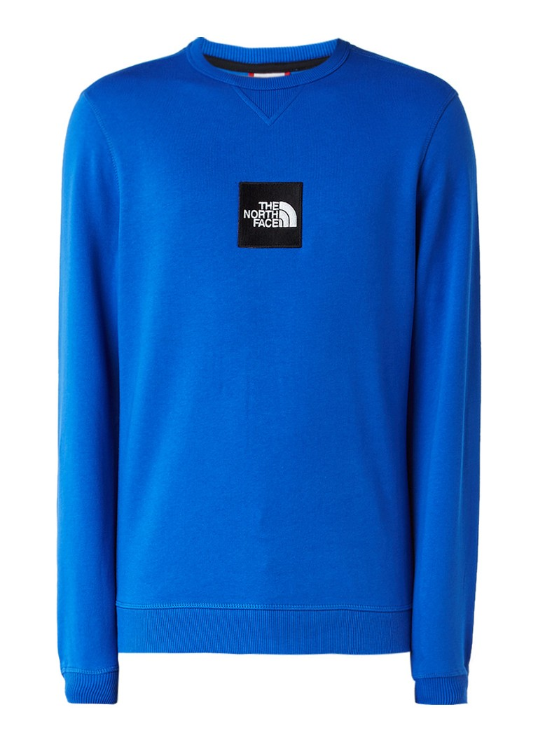 The North Face Sweater met logo-applicatie op borsthoogte