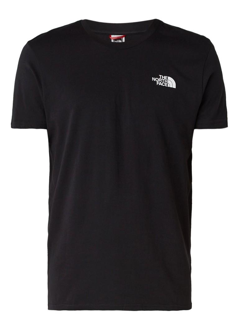 The North Face Simple Dome T-shirt van katoen