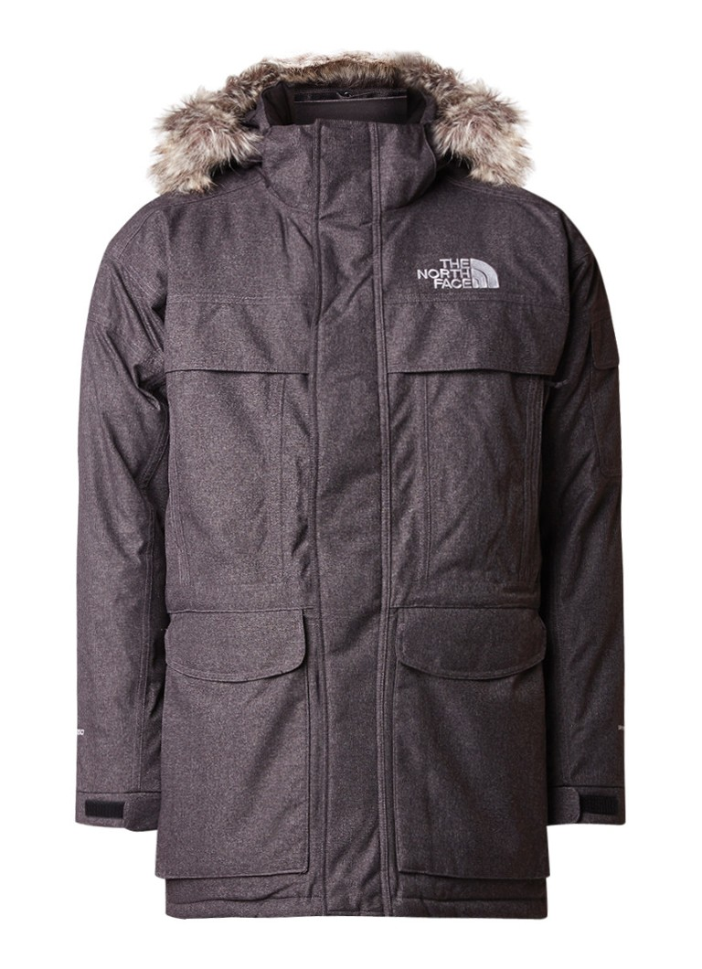 The North Face Donsparka met afneembare capuchon