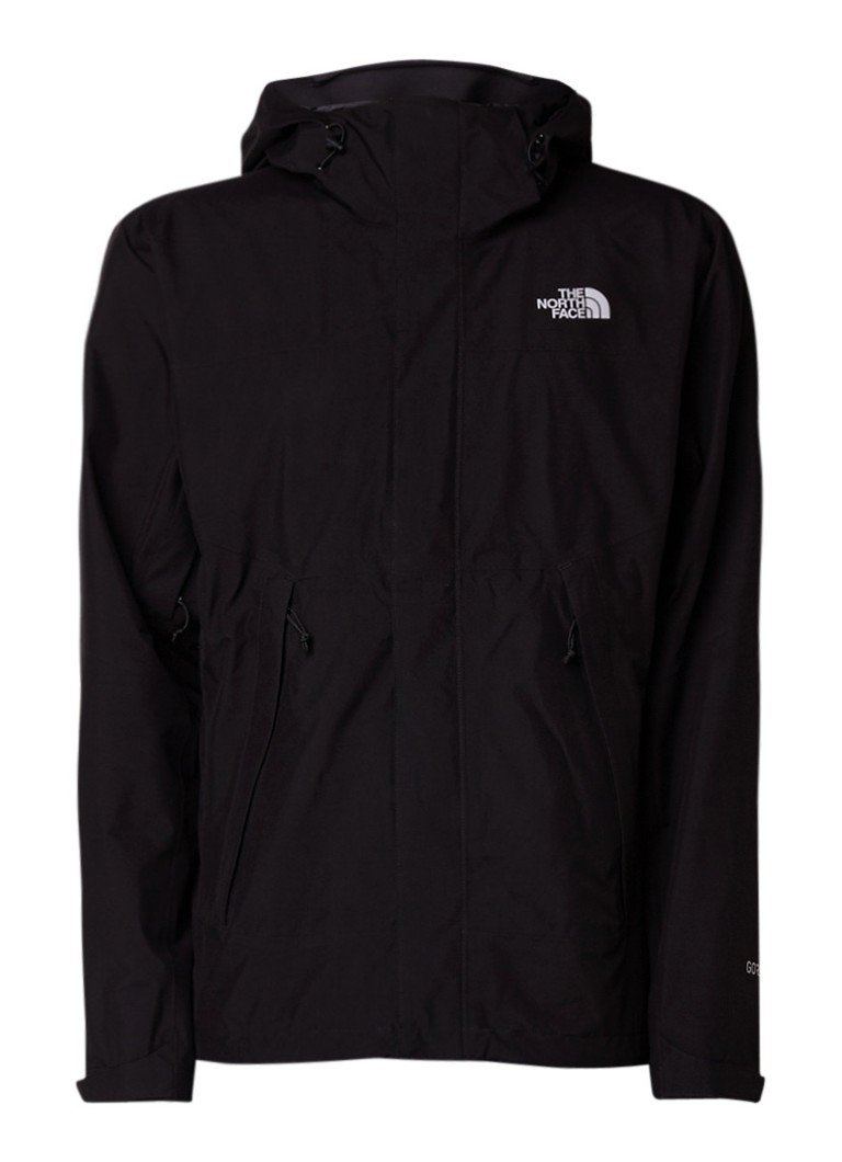 The North Face Mountain waterbestendig jack met afritsbare capuchon