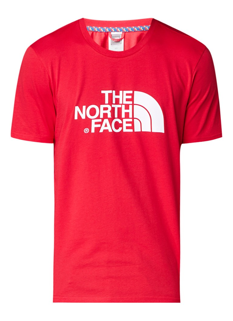 The North Face Easy T-shirt met logoprint