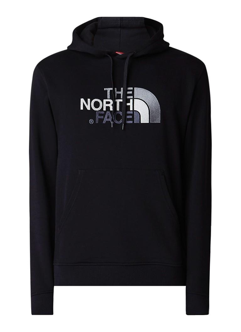 The North Face Drew Peak hoodie met logoborduring