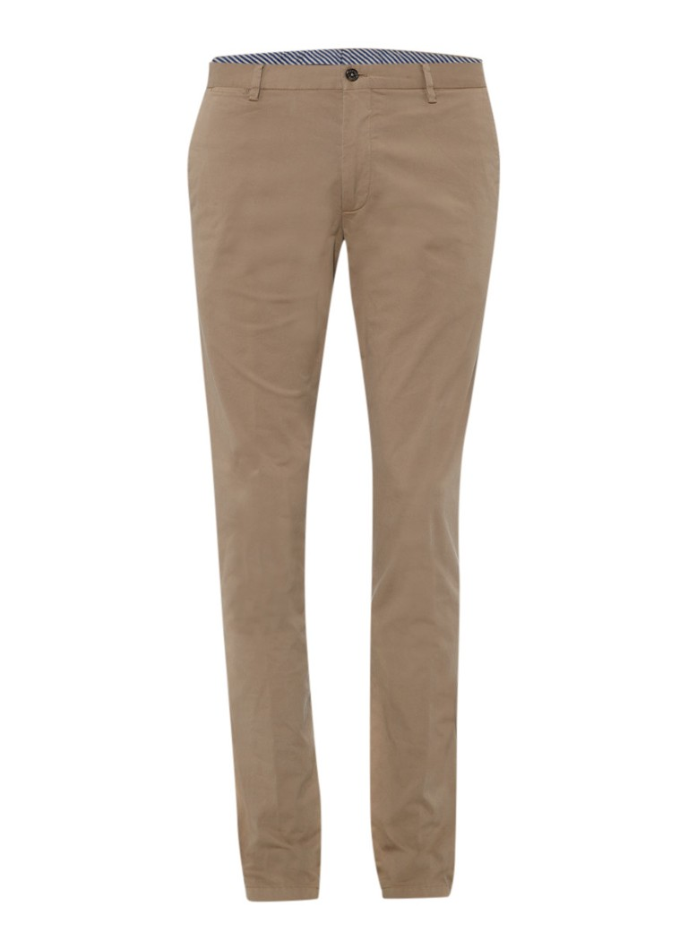 Tommy Hilfiger Tailored Fitted chino Williams-W in beige