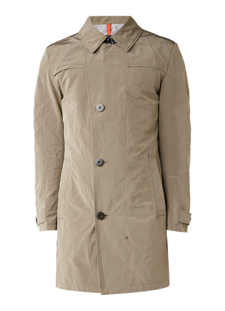 Strellson Clean trenchcoat met