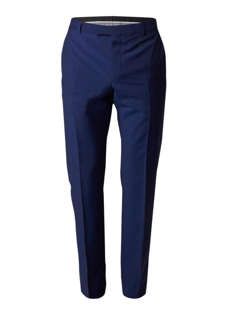 Strellson L-Mercer slim fit pantalon in royalblauw kopen