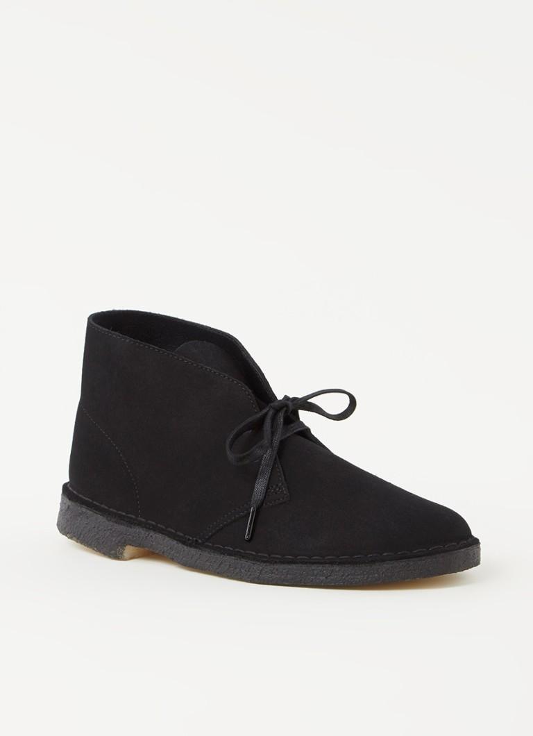 Clarks Originals Desert boots Desert Boot Suede Men Zwart online kopen