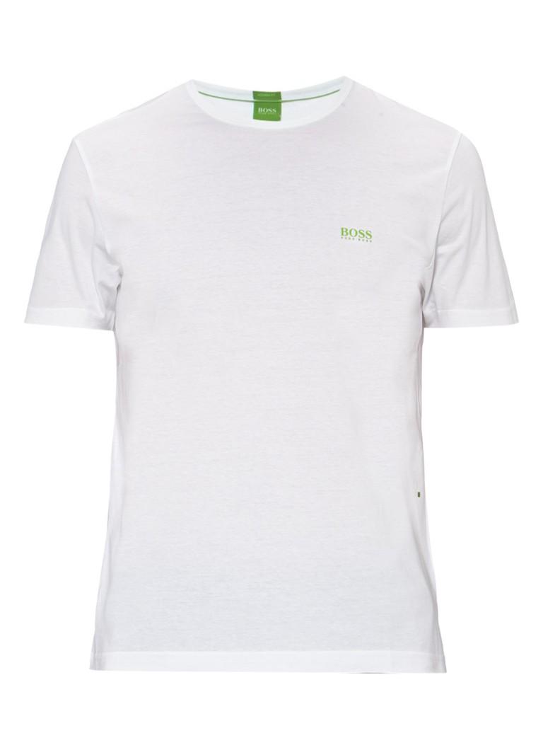 HUGO BOSS Tee T-shirt in wit