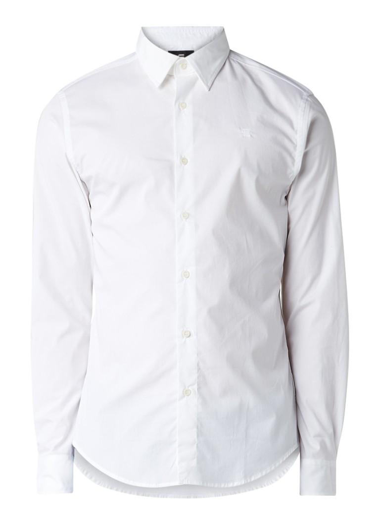 G-Star RAW Core slim fit poplin overhemd