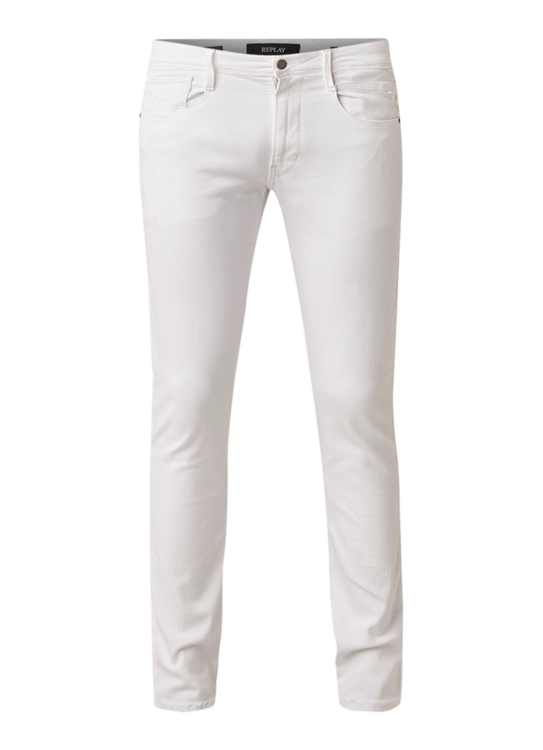 Image of Replay Anbass Hyperflex slim fit jeans