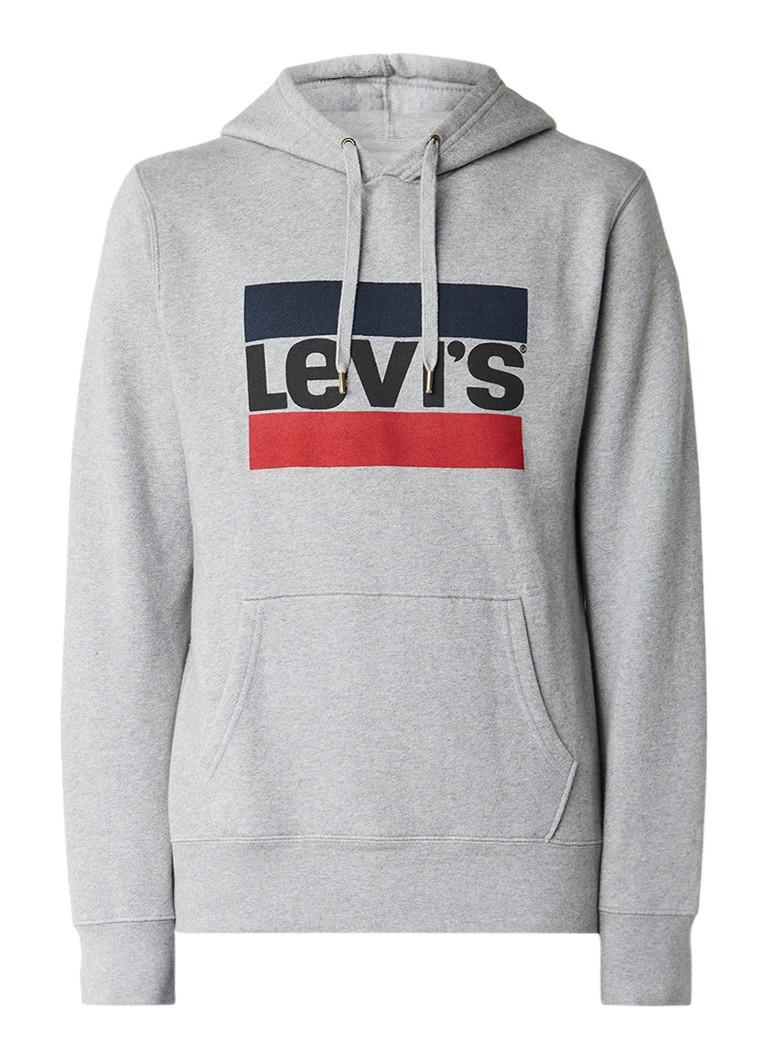 Levi's GRAPHIC PO HOODIE B 84 SPORTSW