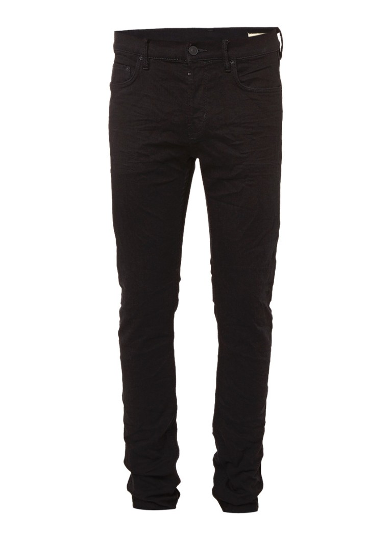 AllSaints Crow Cigarette high rise skinny jeans