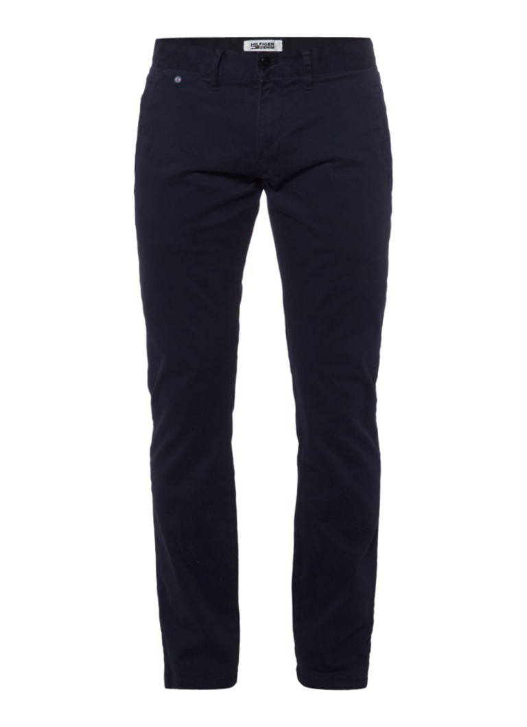 Tommy Hilfiger Ferry slim fit chino in katoenblend