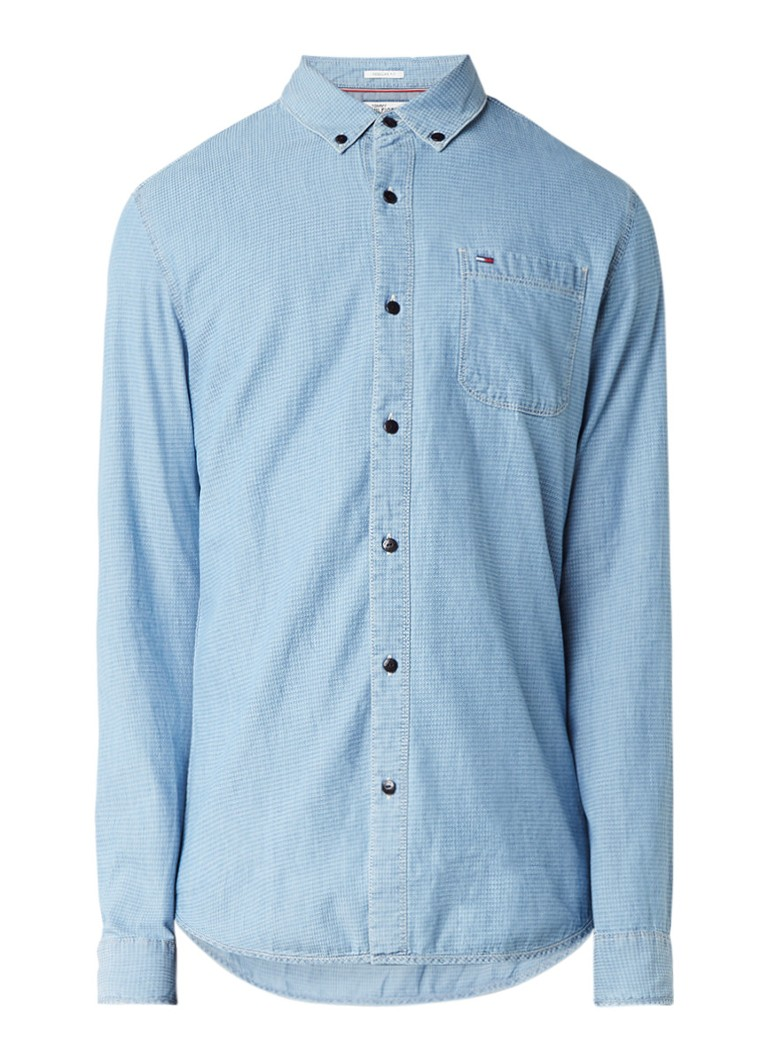 Tommy Hilfiger Regular fit button down-overhemd