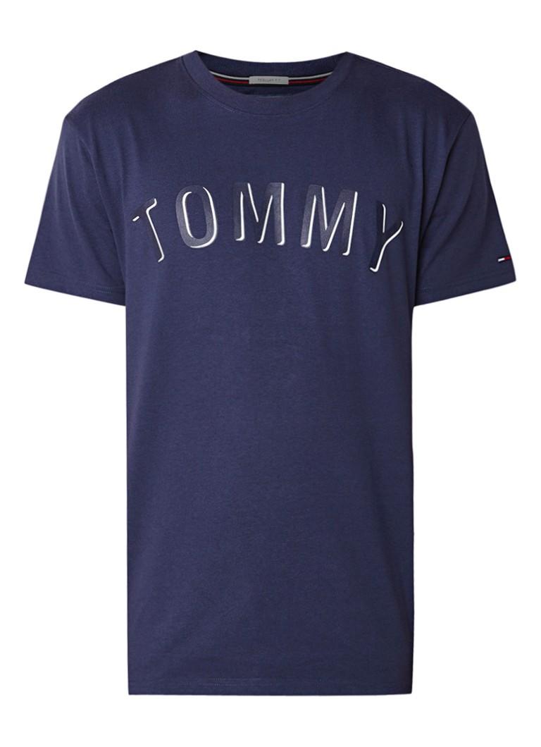 Tommy Hilfiger Summer T-shirt met logoprint