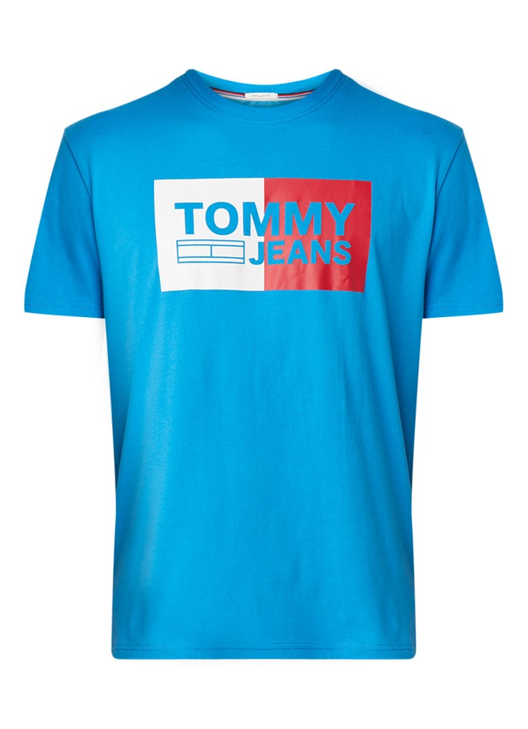 Tommy Hilfiger Essential T-shirt met logoprint