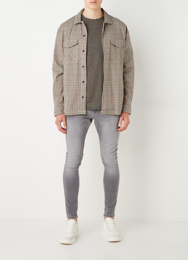 Tommy Hilfiger Finley skinny fit jeans met verwassen look