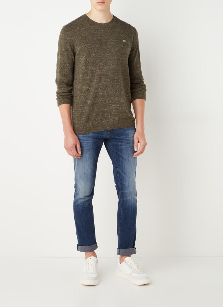 Tommy Hilfiger Scanton slim fit jeans met stretch
