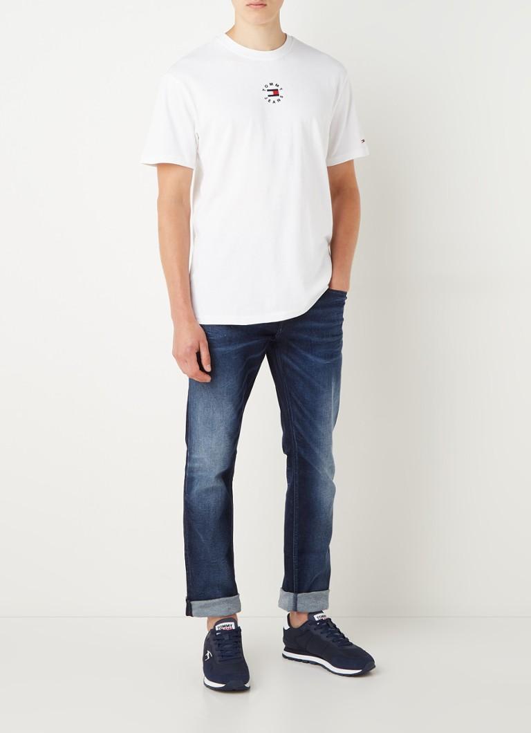 Tommy Hilfiger T-shirt met logoborduring