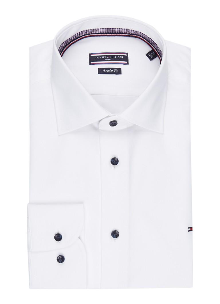 Tommy Hilfiger Easy Iron regular fit overhemd
